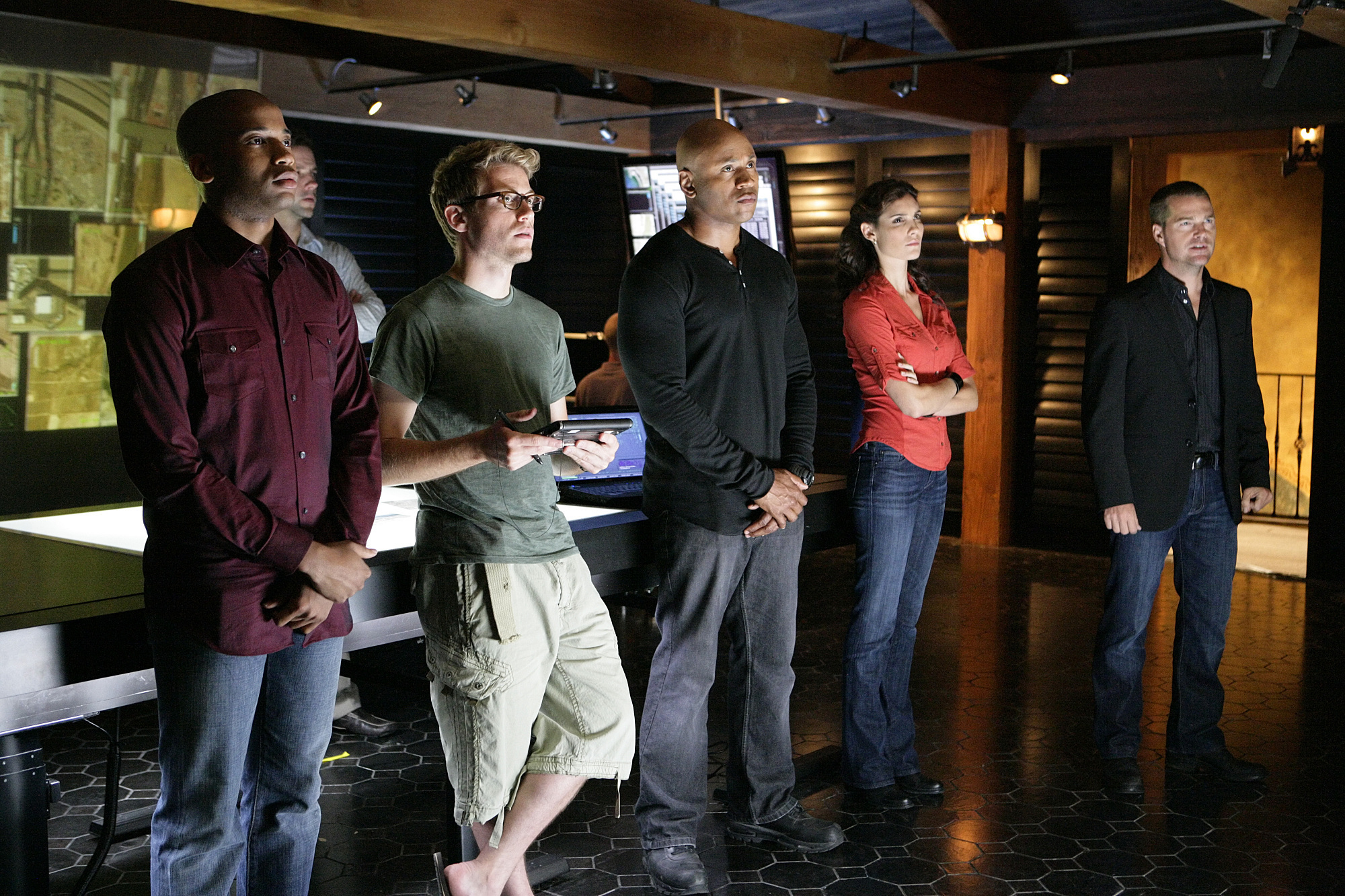 NCIS Los Angeles Cast
