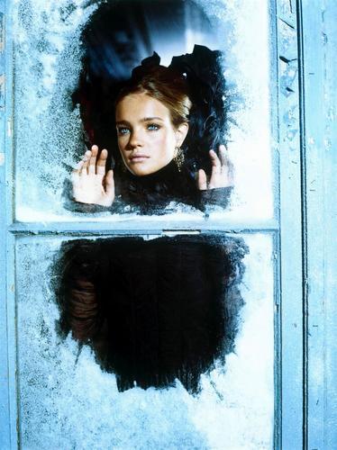 Natalia in Vogue Italy