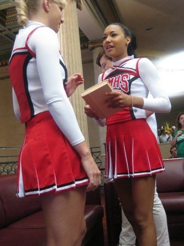 Naya & Heather