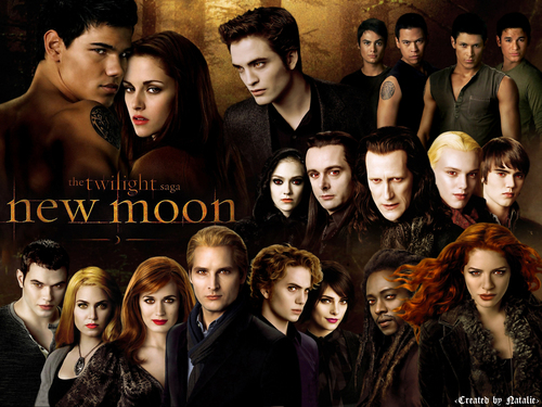 Twilight Series wallpaper probably with a business suit, a well dressed person, and a dress suit called New Moon (1600x1200)