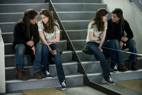 New Moon - Bella and Jacob