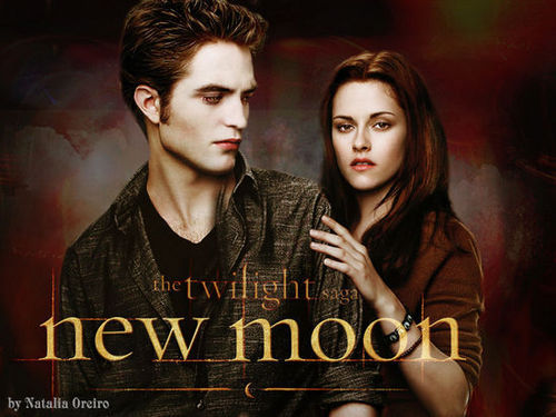New Moon Edward and Bella