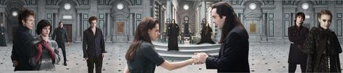 New Moon - The Complete Volturi Scene