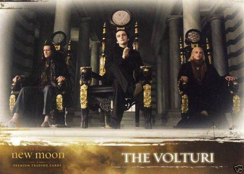 New Moon Trading Cards (NEW IMAGES)