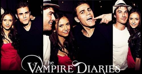 Nina, Paul & Ian