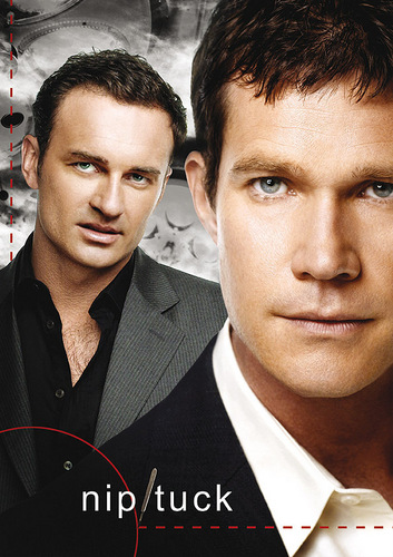 Nip/Tuck wallpaper containing a business suit called Nip/Tuck
