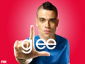 "rachel-and-puck - Noah ""Puck"" Puckerman wallpaper"