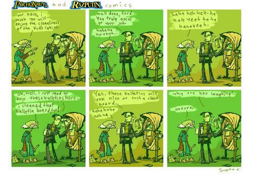 Oficial comics