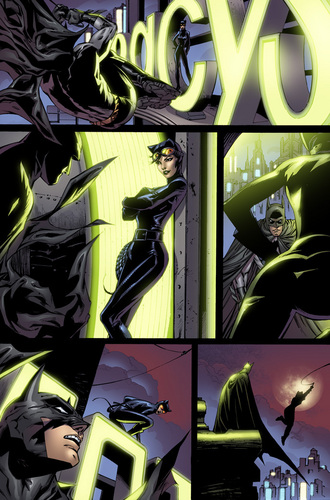 Pages from Batman #692