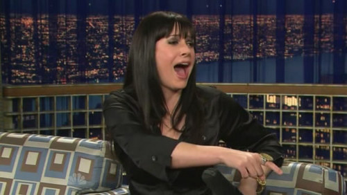 Paget@Conan Late Night Zeigen