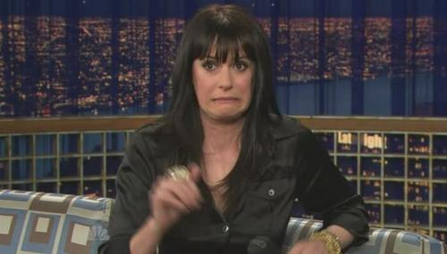 Paget@Conan Late Night toon