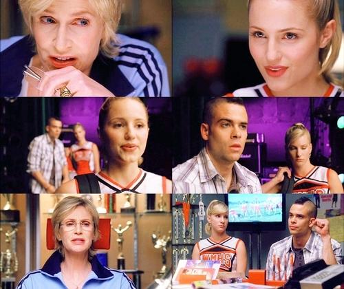 Quinn, Puck, Sue