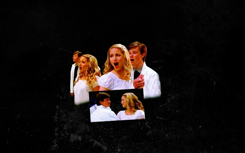 Quinn and Kurt