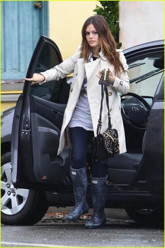 Rachel in North Hollywood