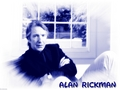 Rickman in blue