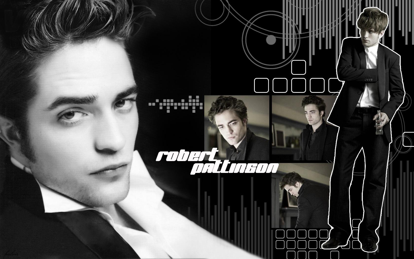 Robert Pattinson - Wallpaper Hot