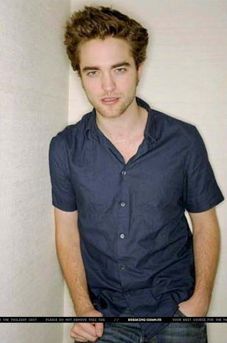 Rob's old photoshoot in Japan