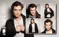 Robert /Edward  - robert-pattinson-and-edward-cullen fan art