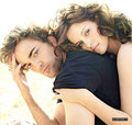 Robert Pattinson, Kristen Stewart in Vanity Fair - twilight-series photo