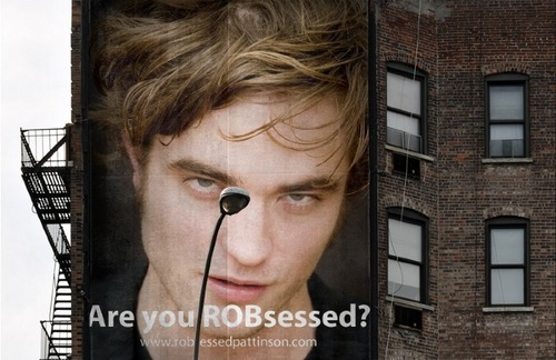 Robert Pattinson Picture Montage
