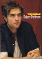 Robert Pattinson and New Moon Cast In Faces Magazine  - twilight-series photo