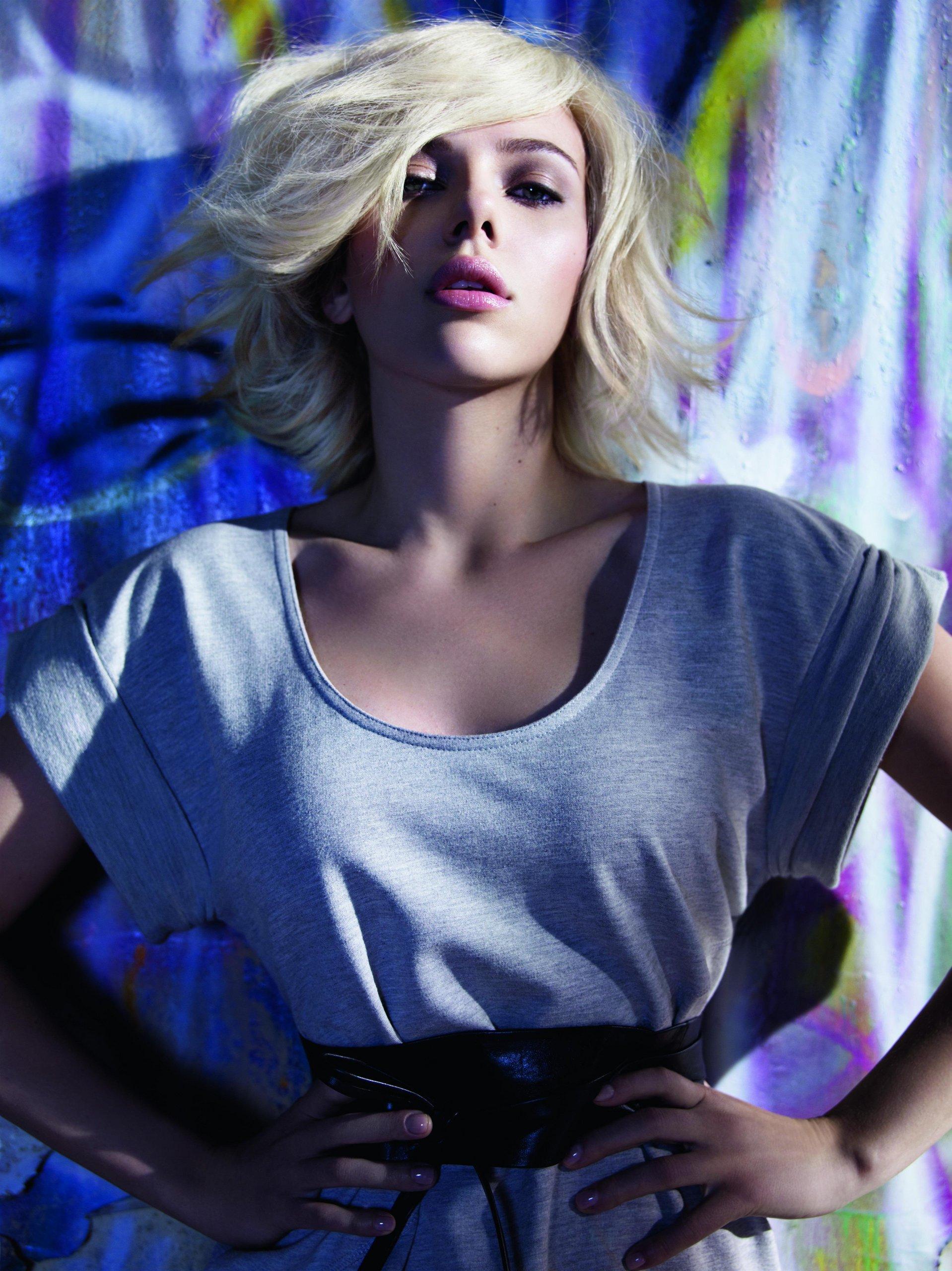Scarlett Johansson | Mango Photoshoot (UHQ) - Scarlett ... скарлетт йоханссон