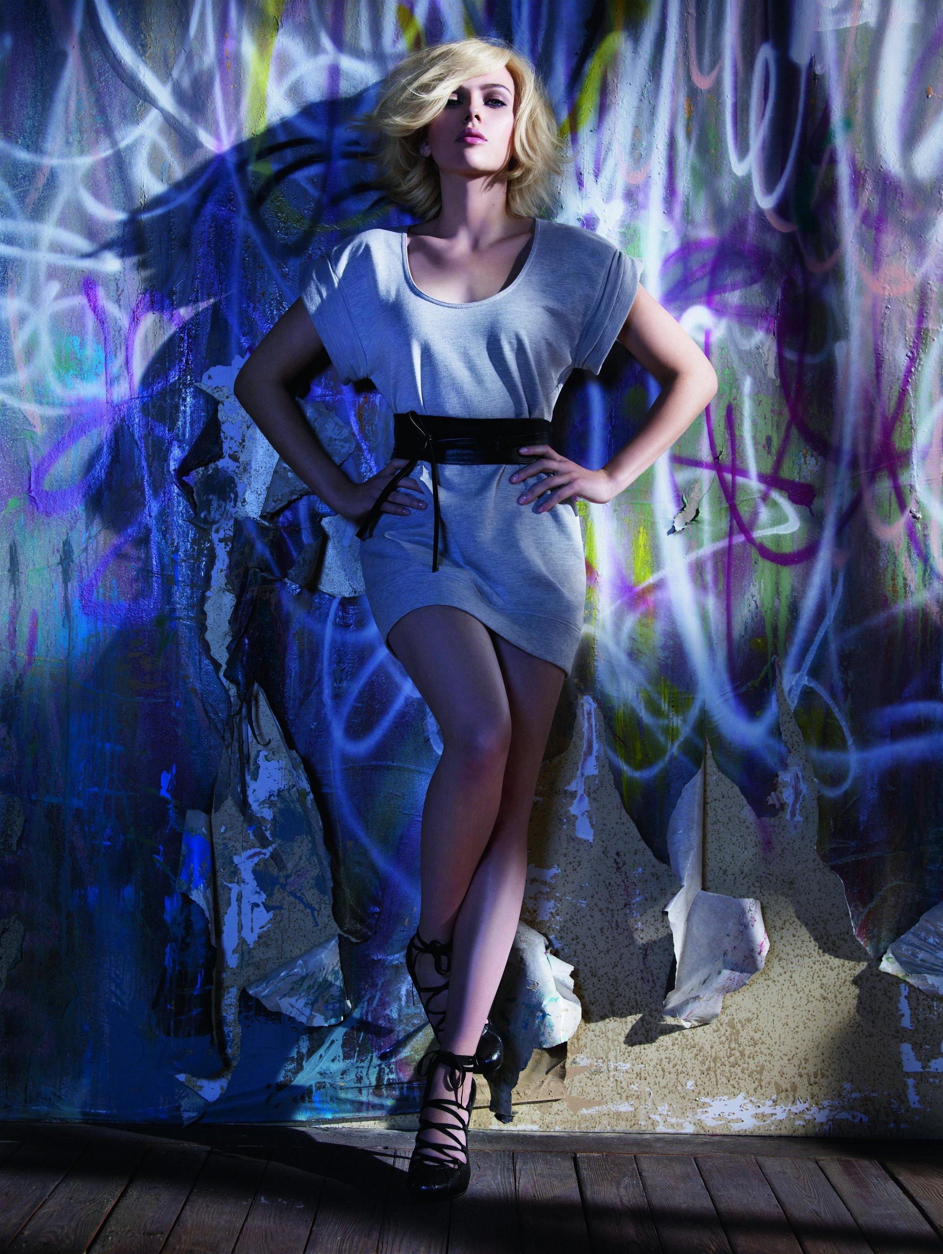 Scarlett Johansson | Mango Photoshoot (UHQ) - scarlett-johansson photo