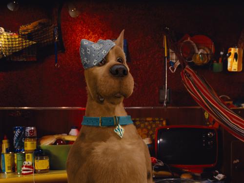 চলচ্চিত্র দেওয়ালপত্র called Scooby-Doo