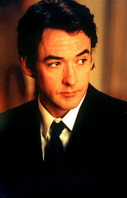 John Cusack 바탕화면 with a business suit, a suit, and a two piece entitled Serendipity