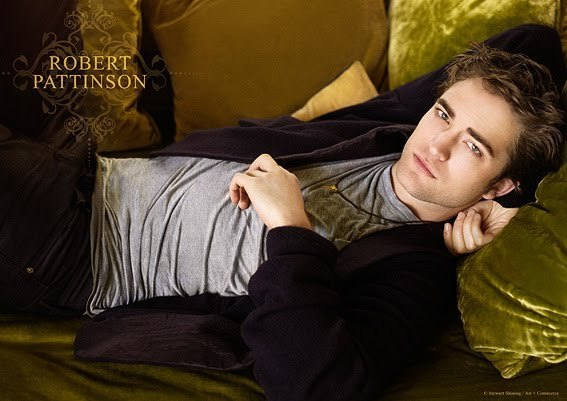 Series City Magazine Previews With Robert Pattinson