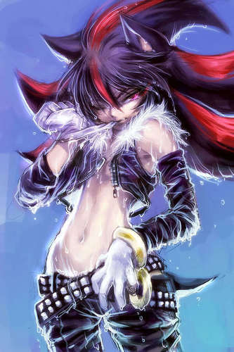 Shadow The Hedgehog images HE DOES NOT LOOK LIKE A FREAKING GIRL!!! HD wallpaper and background photos