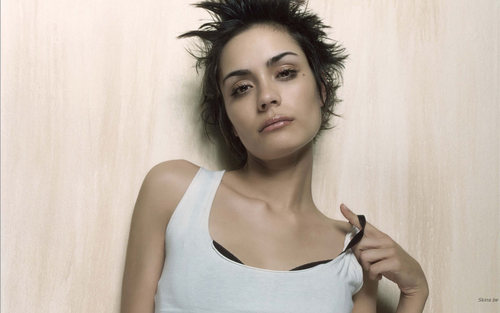 Shannyn Sossamon Widescreen Обои