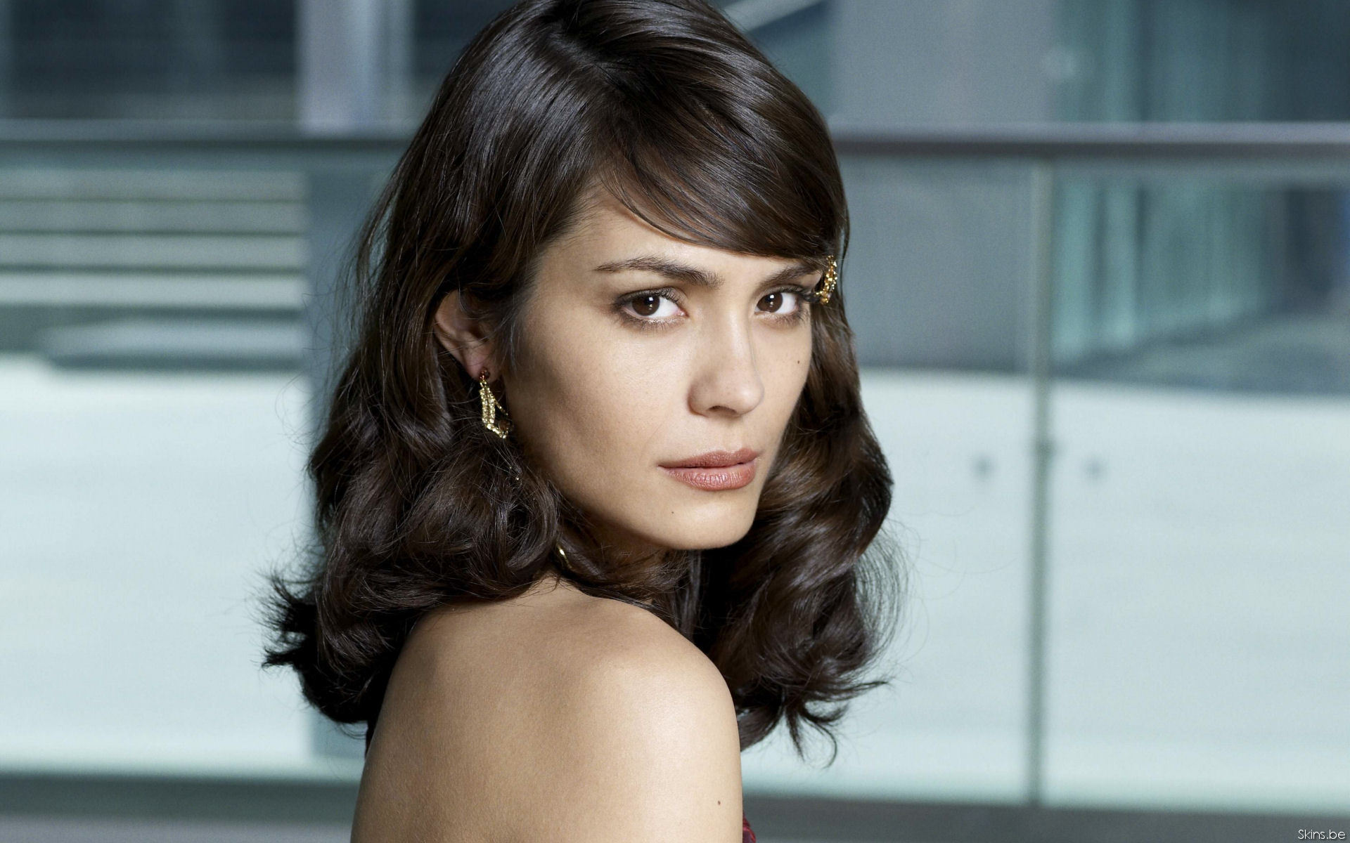 Shannyn Sossamon - Wallpaper Actress
