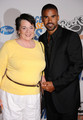 Shemar and his mom - criminal-mind-guys photo