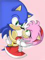 SonAmy! - random fan art