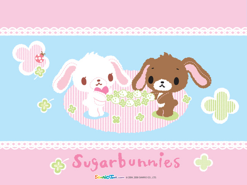 Sugarbunnies wallpaper entitled Sugarbunnies wallpaper