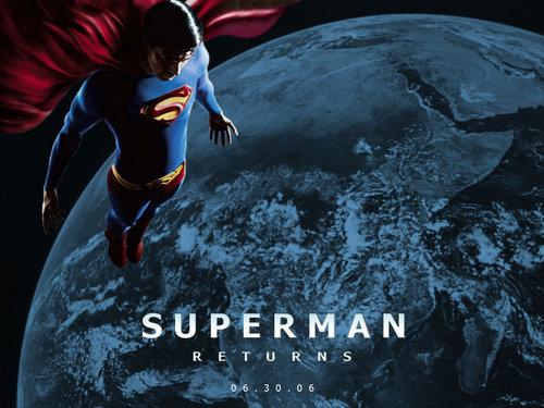 슈퍼맨 Returns 팬 art