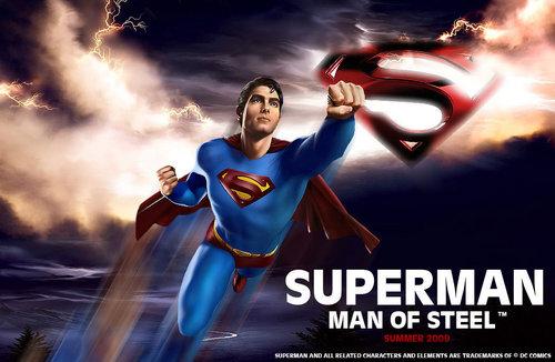 Superman Returns Promoshoot Superman Returns Foto 8696623
