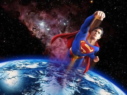 슈퍼맨 Returns 팬 바탕화면