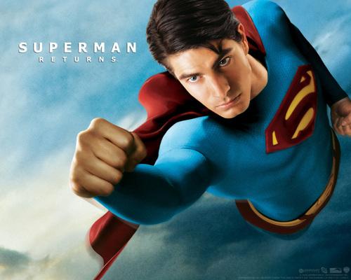 슈퍼맨 Returns 바탕화면