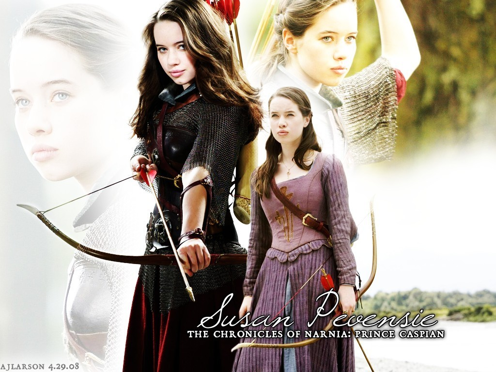 Susan Pevensie - The Chronicles Of Narnia Fan Art (8698224) - Fanpop