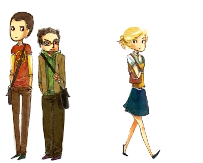 The Big Bang Theory wallpaper called TBBT