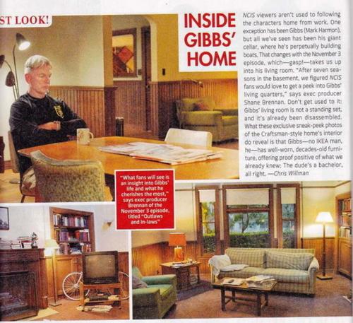 TV Guide Gibbs' House