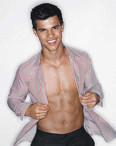 Taylor Lautner's GQ Outtakes