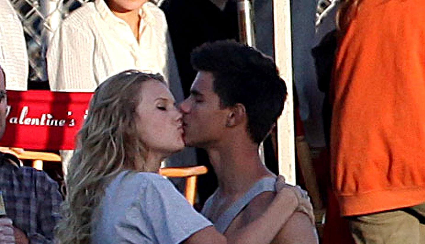 mackenzie foy and taylor lautner kissing - photo #16