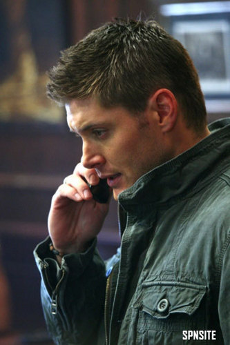 The Curious Case Of Dean Winchester  Promo Pictures