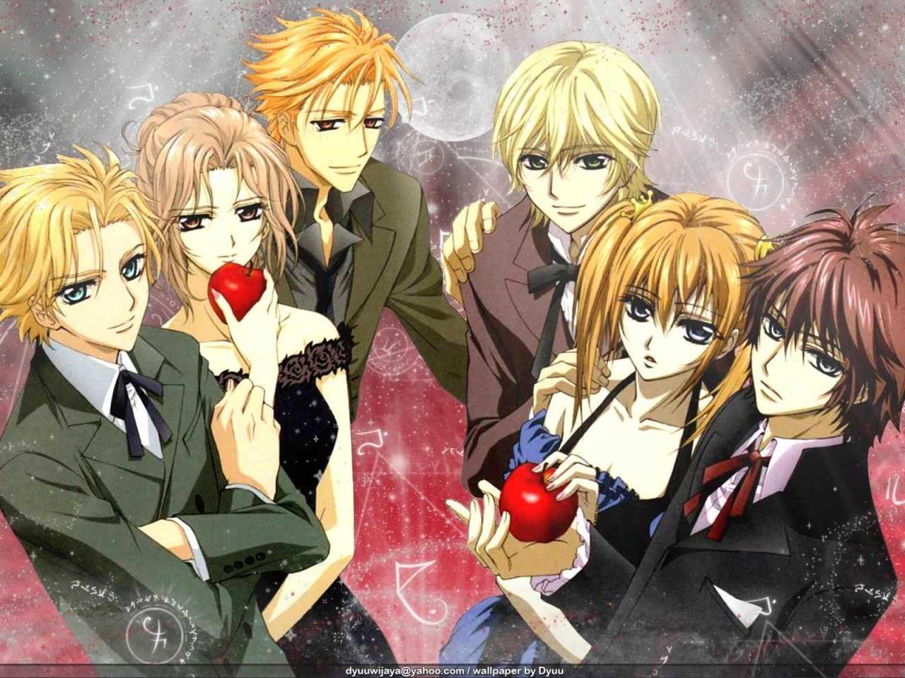 Vampire Knight Images The Dance HD Wallpaper And Background Photos