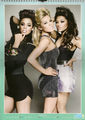 The Saturdays 2010 Calendar