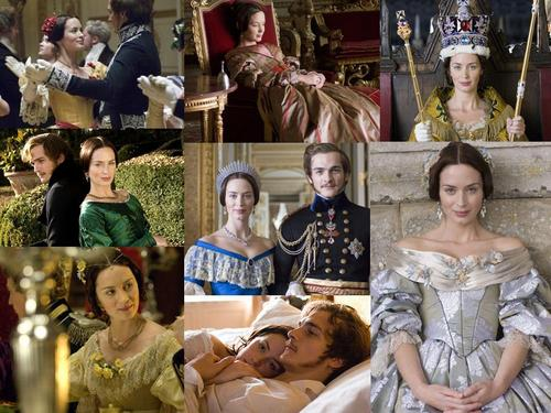 The Young Victoria Collage