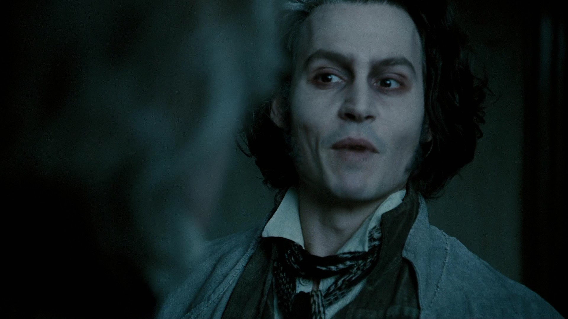 Sweeney Todd This Face Funny
